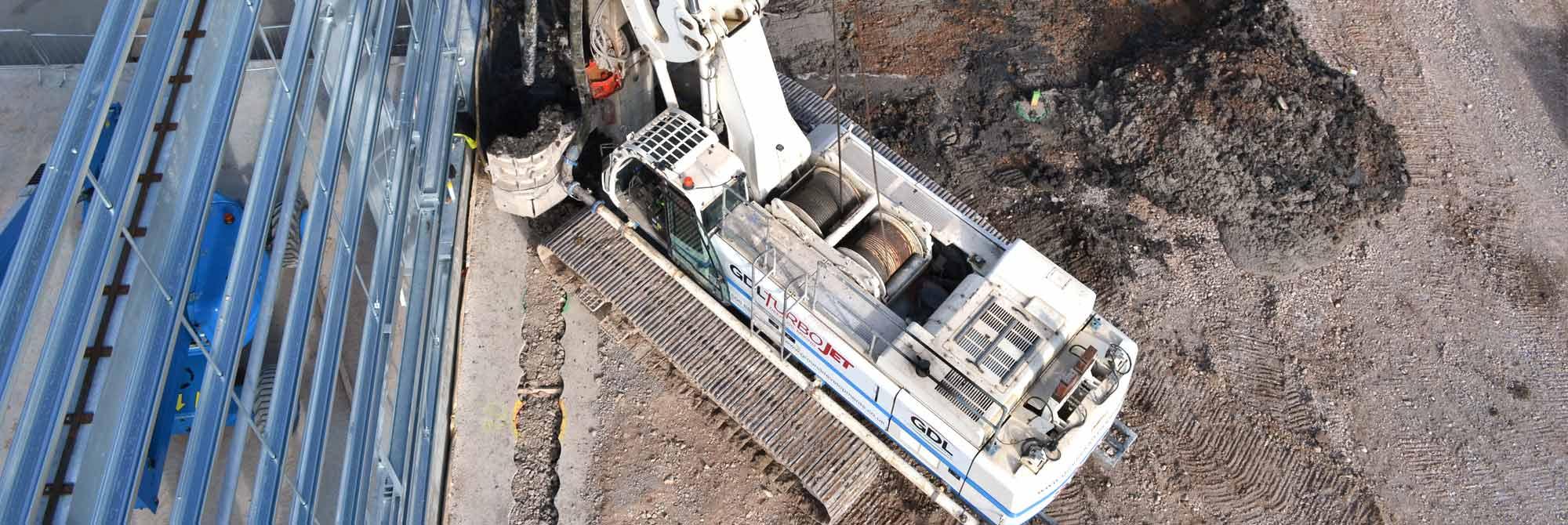 Piling foundation techniques