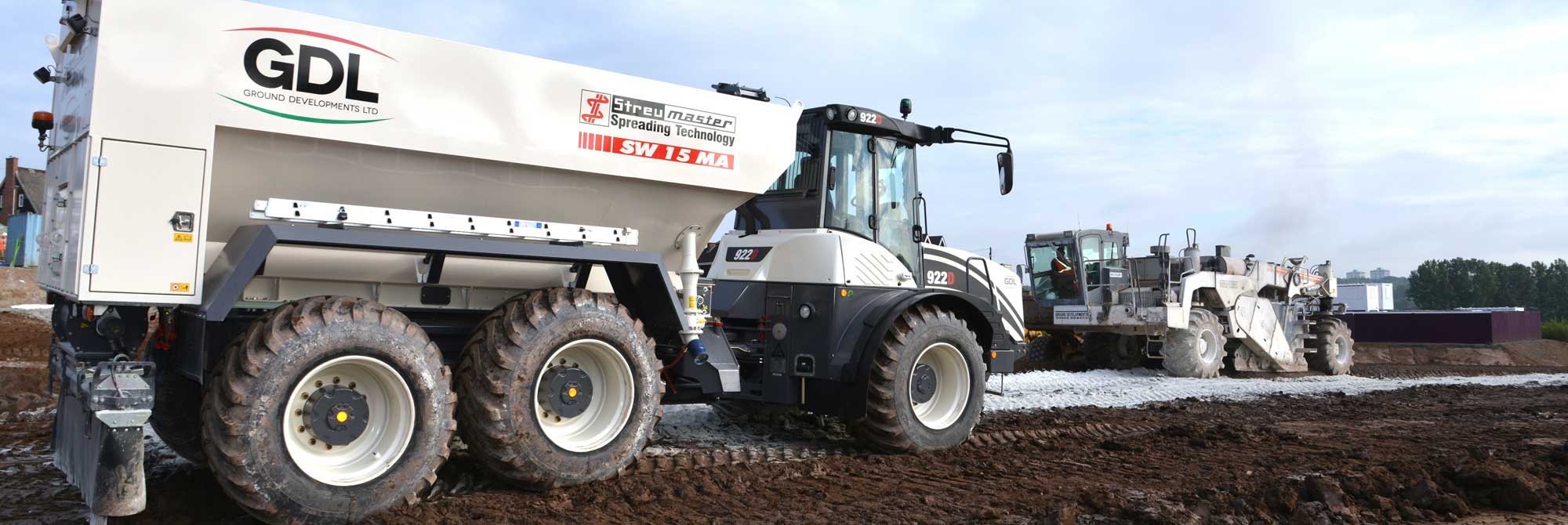 Deep Soil Mixing Improvement Equipment For Ground Improvements