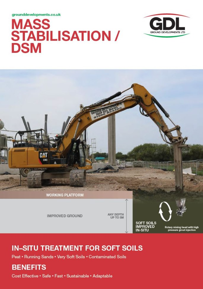 New Mass Stabilisation Brochure